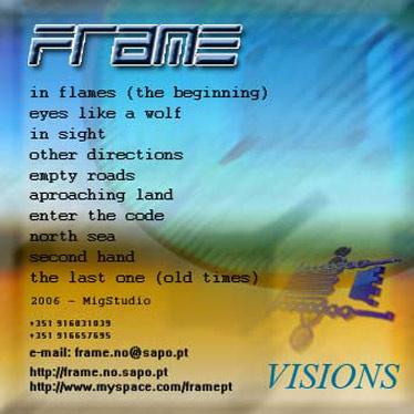 FRAME - Visions - 2006